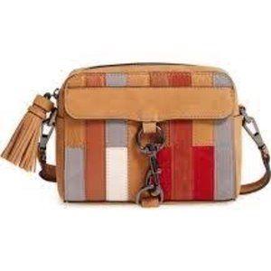 🎉3x HP🎉NWT Rebecca Minkoff Patchwork Bag